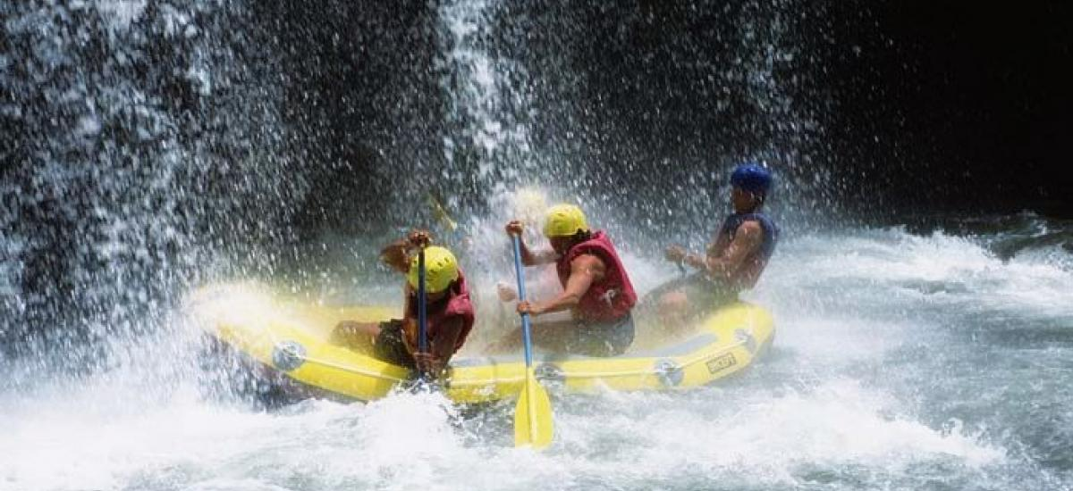 White Water Rafting Bali Tour