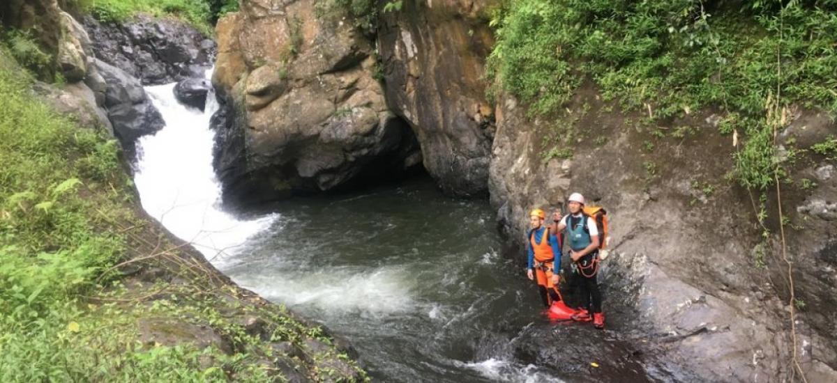 Shakti Mudah Canyon