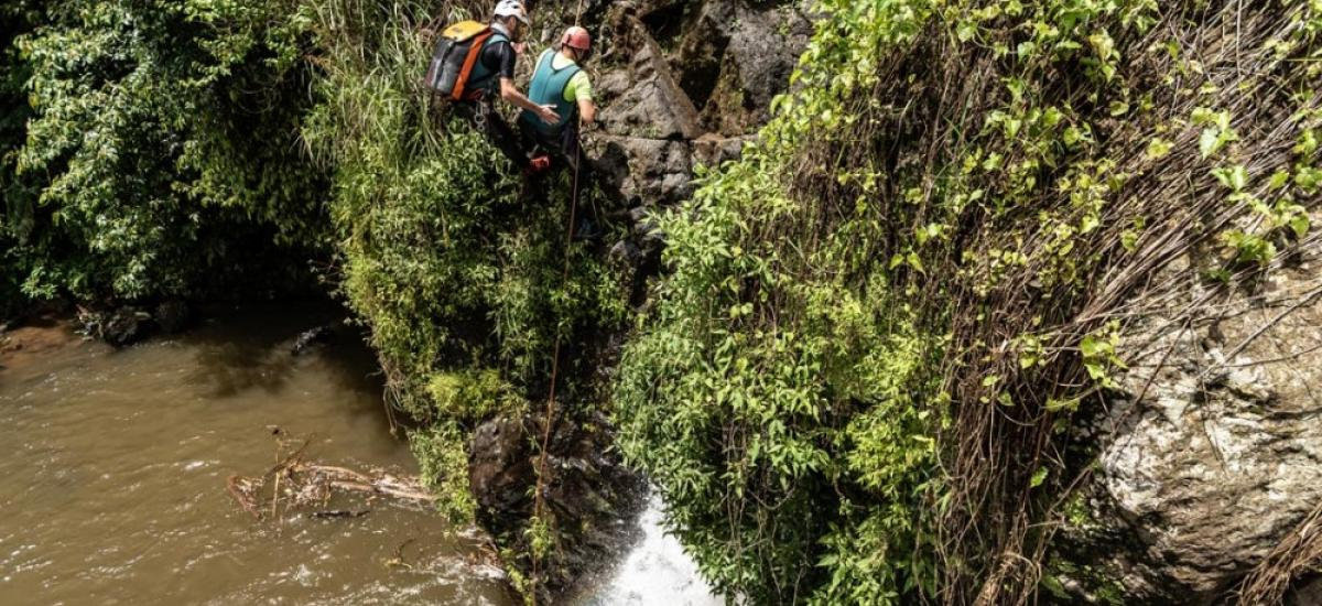 Maya Dewa Canyon