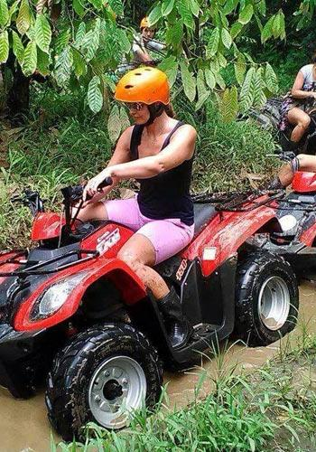 2 Types of Quad Bike Transmission by Adventure Operator in Bali
