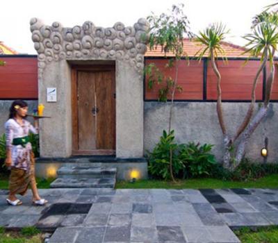 Proses Pembuatan Angkul Angkul Bali Minimalis