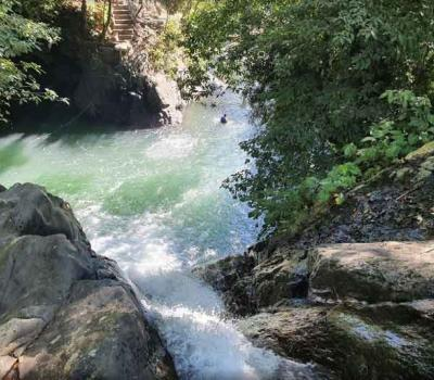 The Most Exciting Bali Tour in Secret Waterfall of North Bali