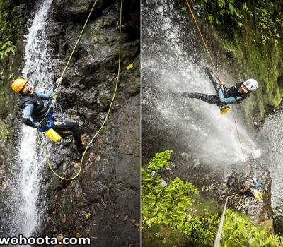 Best Price of Canyoning Bali Only USD 145 at Wohoota