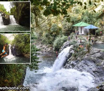 Best Cliff Jumping Bali Tour in Aling-Aling Waterfall