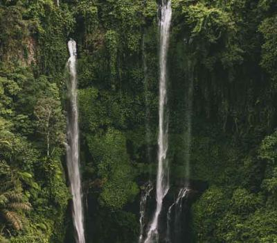 The Recommended Tour of Bali Secret Waterfall