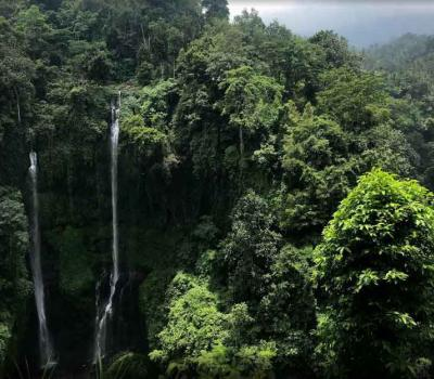 Waterfall Jumping, Outdoor Activity that You Should Try in Bali
