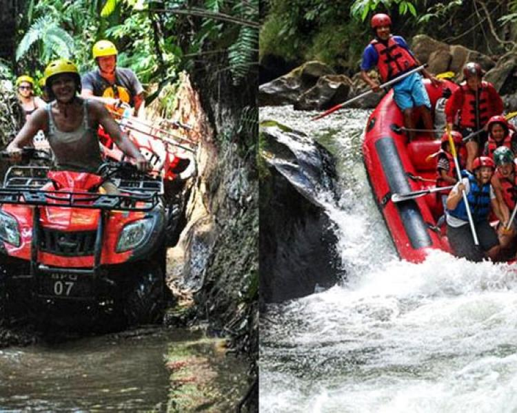 Bali Quad Bike and White Water Rafting: Best Things to Do in Ubud