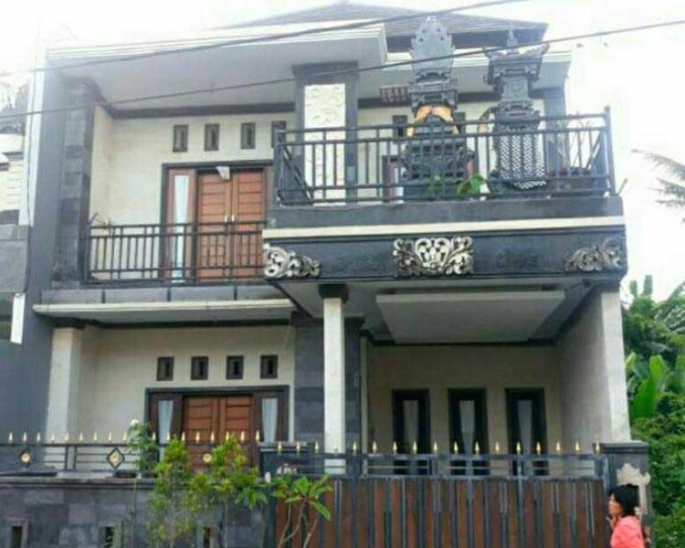 Rumah Minimalis Bali 2 Lantai – Inspirasi Untuk Lahan Minim