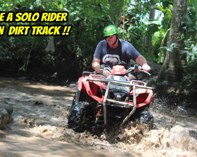 Ubud Single Atv Riding Package Price – Only USD $90
