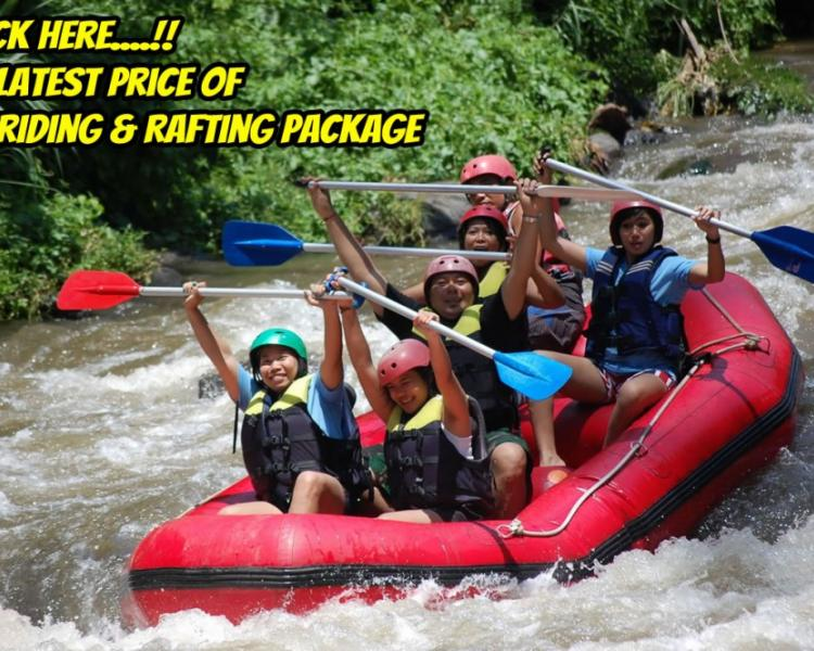 Check Here! Ubud Atv Riding and White Water Rafting Price