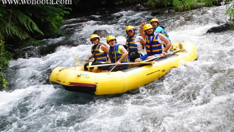 Everything That You Must Know About Bali Water Rafting Tour
