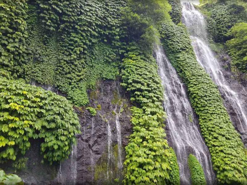 Bali Banyumala Waterfall