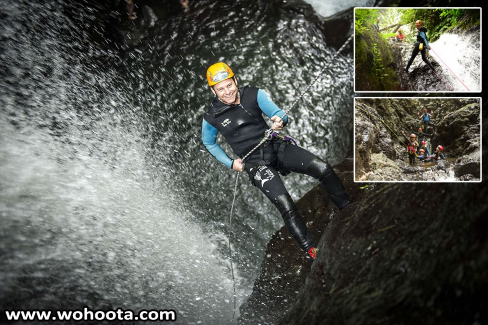 3 Canyoning Spots that You Must Try in North Bali for Beginner