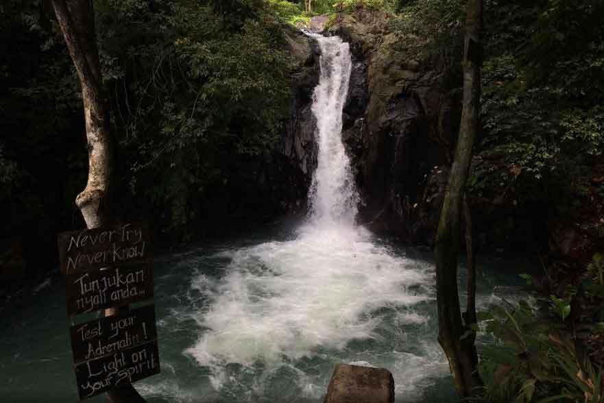 Bali Kroya Waterfall