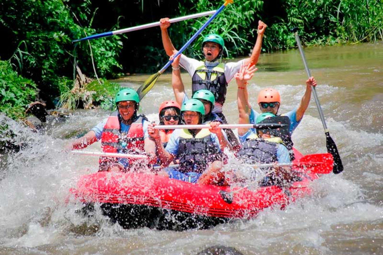 Bali White Water Rafting Tour