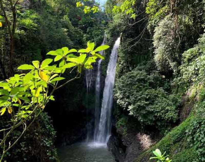 Best Waterfall North Bali