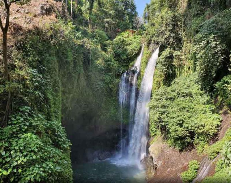 Attractiveness of the Waterfall