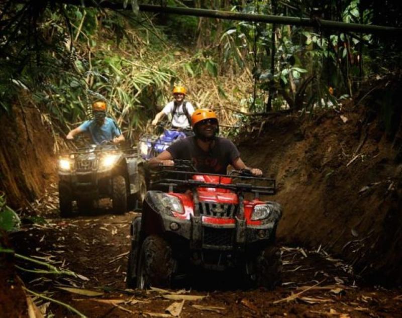 Atv Riding Bali Ubud