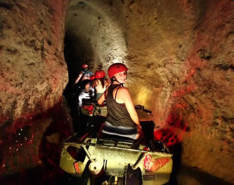 Bali ATV at Cave Route