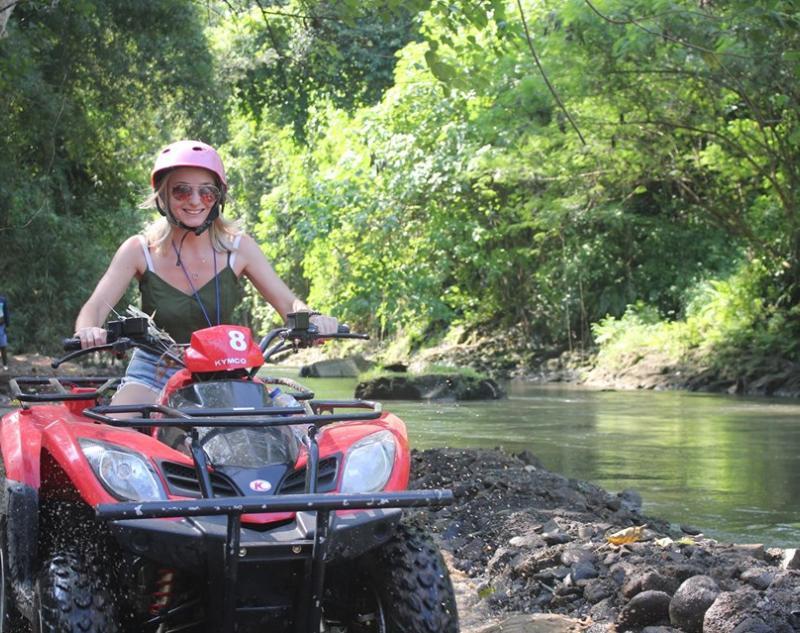 Bali Atv Riding at Bali Beji River Adventure