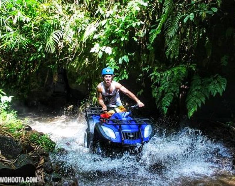 Best Quad Bike Riding Bali Adventure