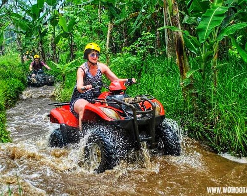 Ubud ATV Adventure