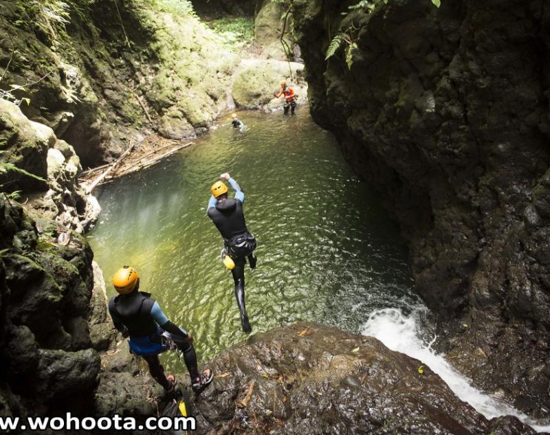Canyoning North Bali