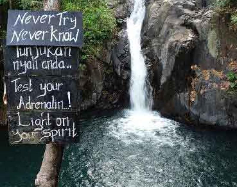 Kroya Waterfall Bali