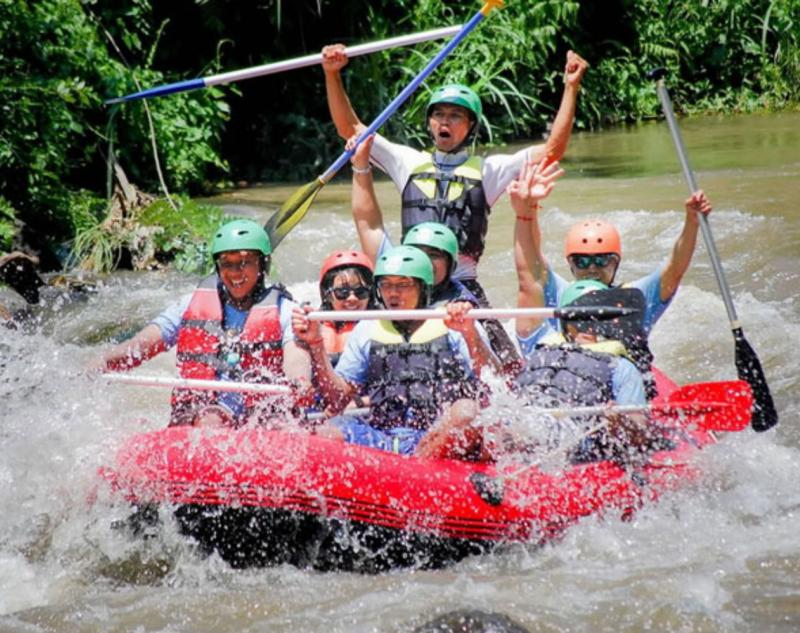 Rafting Adventure on Ubud River