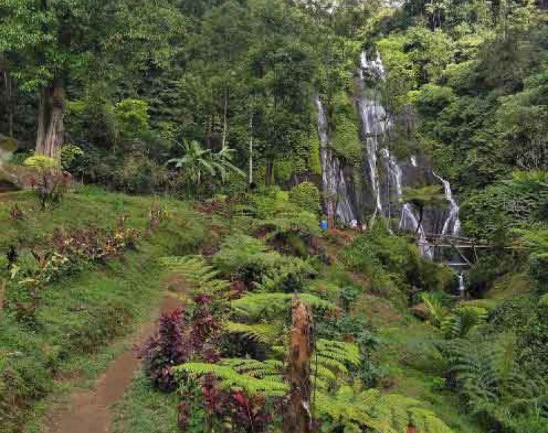 Secret Waterfall Bali