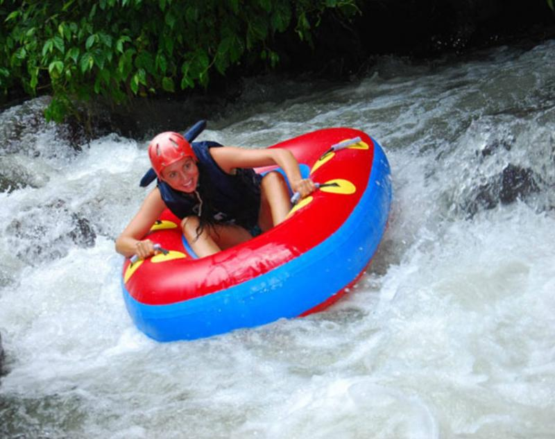 Tubing Adventure at Ubud River