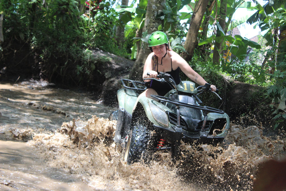 ATV Adventure at Bali Green Adventure