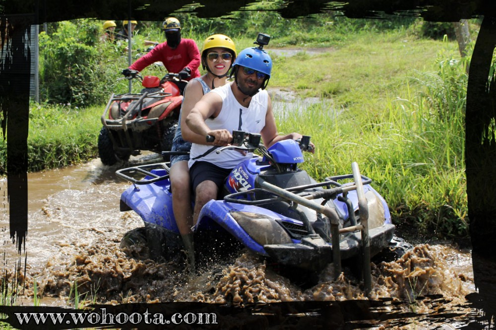 Bali ATV Adventure