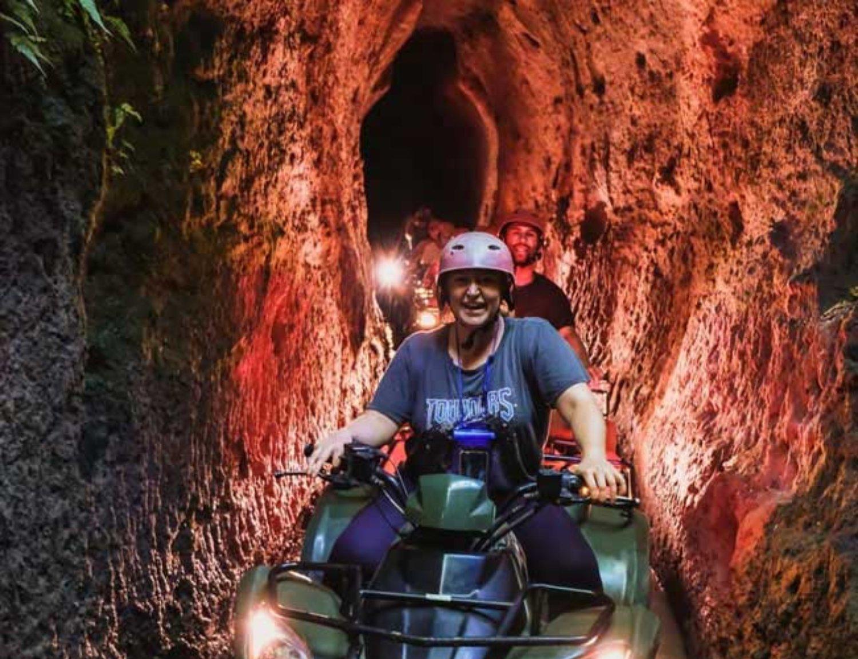Bali ATV Ride Cave