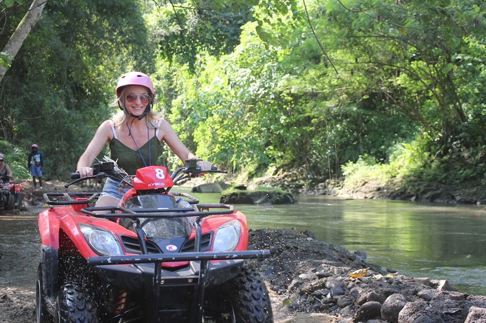 Bali Atv Riding at Bali Beji River Adventure