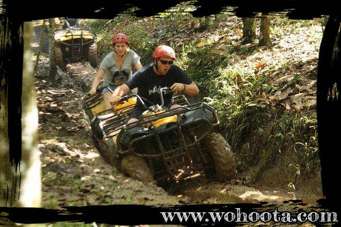 Bali Quad Bike Activity