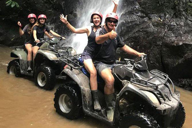 Bali Tandem ATV Adventure