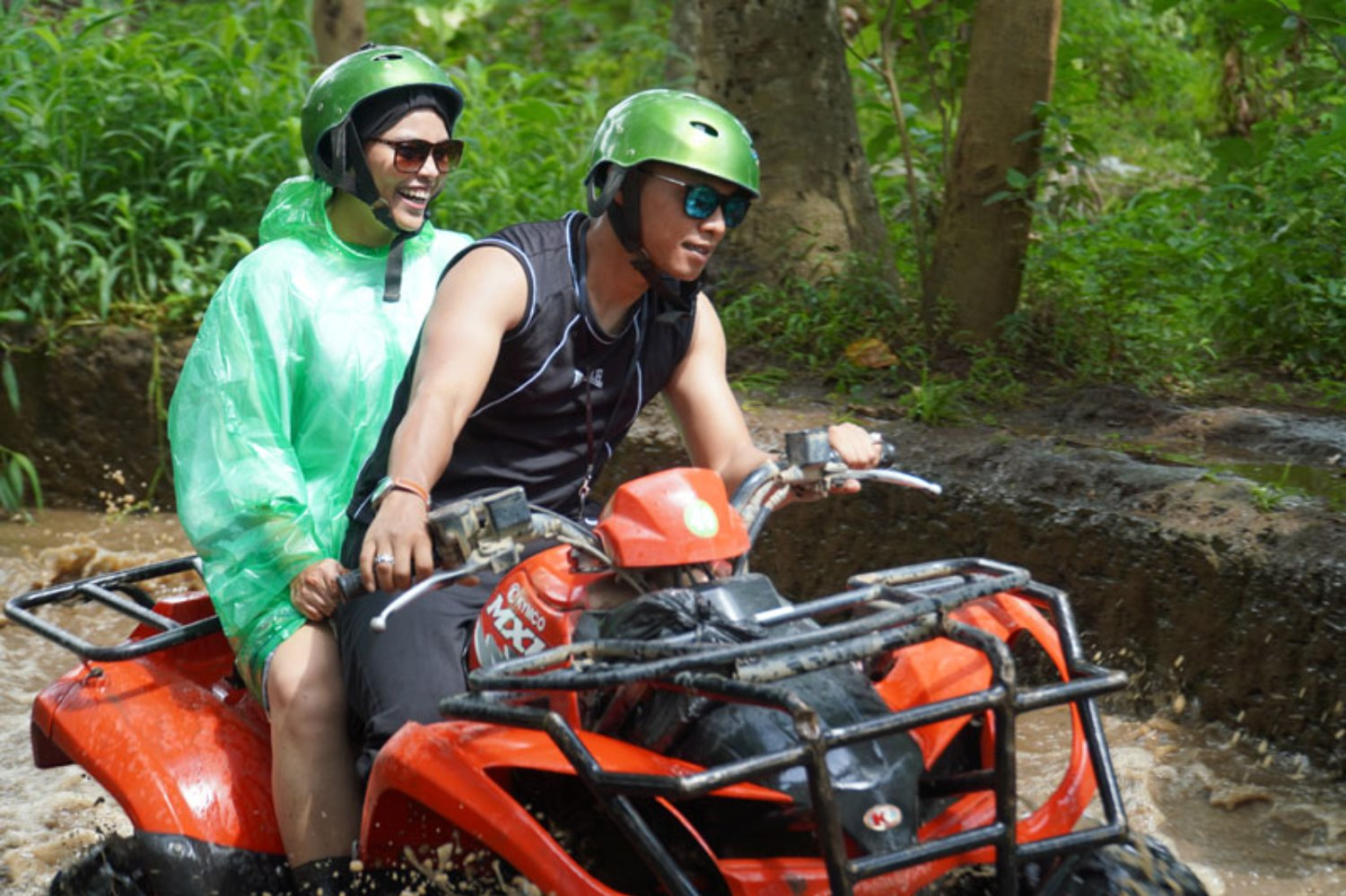 Bali Tandem ATV Ride Package
