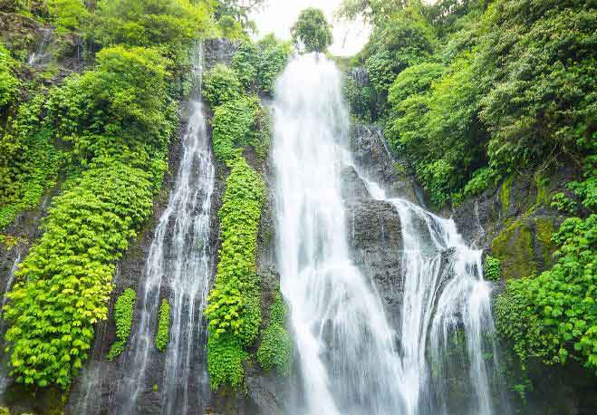 Secret Waterfall Tour Bali