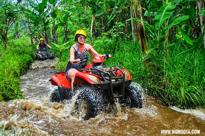 Ubud ATV Adventure