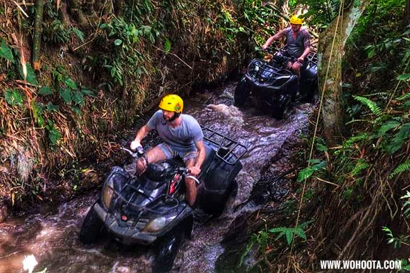Best Quad Bike Riding Bali Adventure