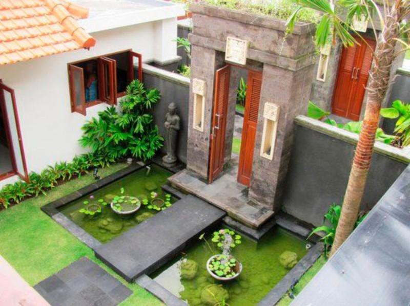 Harga Angkul Angkul Rumah Bali