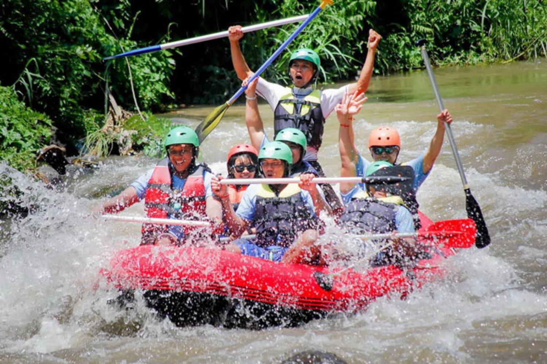 Rafting Adventure on Ubud River