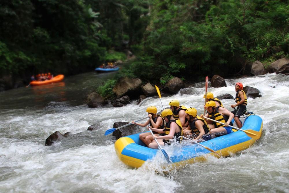 River Rafting Adventure in Bali