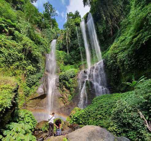Secret Waterfall Tour Bali