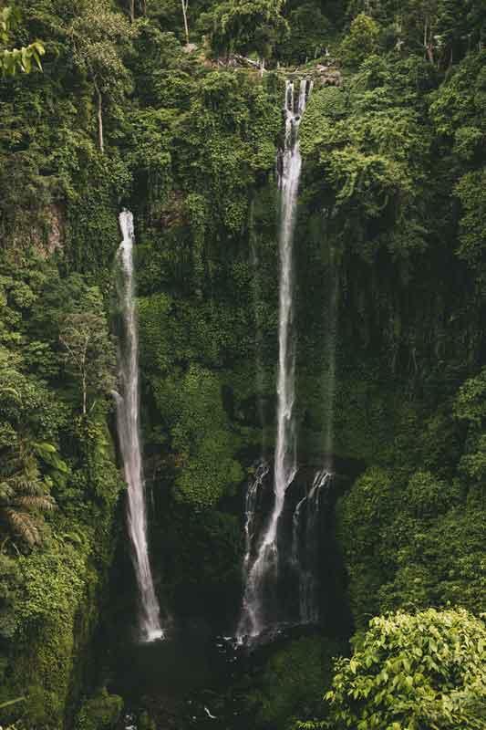 Sekumpul Waterfalls Singaraja Bali