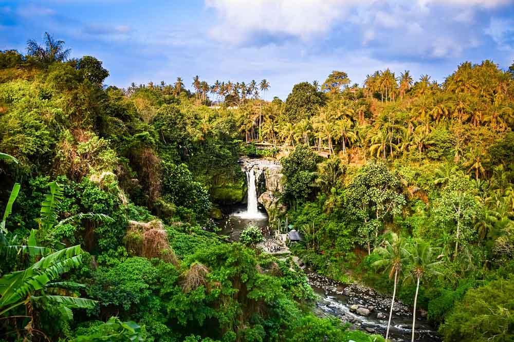 Ubud Tegenungan Waterfall