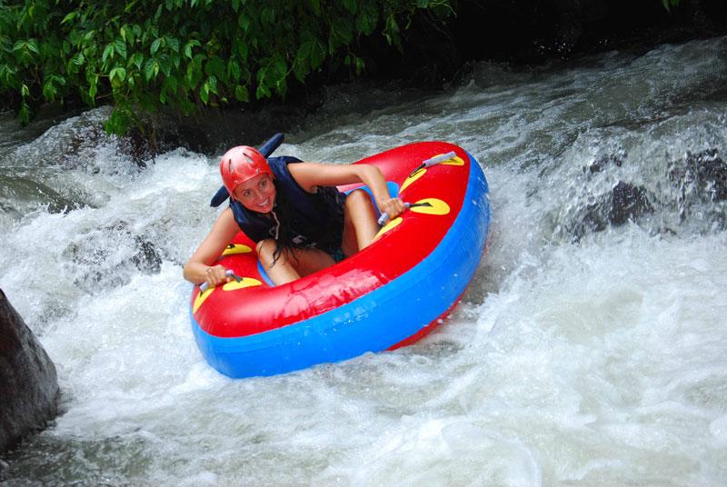 Tubing Adventure Bali