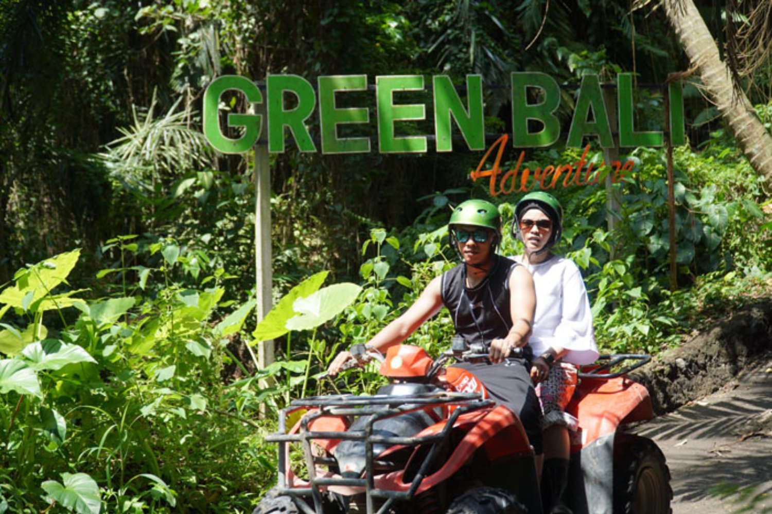Ubud ATV Bike Tour