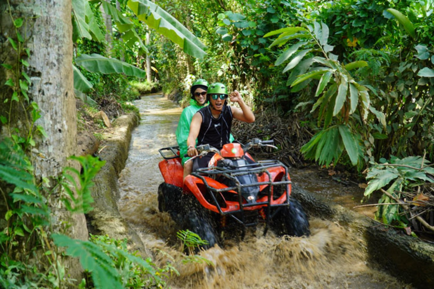Ubud ATV Riding Adventure